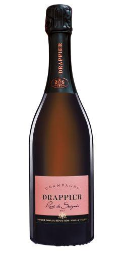 Champagne Drappier Rosé Val des Demoiselles Brut