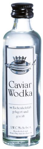 Caviar Wodka -mini-