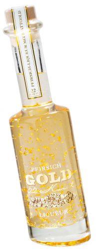 Gold-Pfirsich Likör -Bounty-