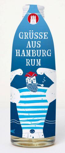 Gruß aus Hamburg - Rum -
