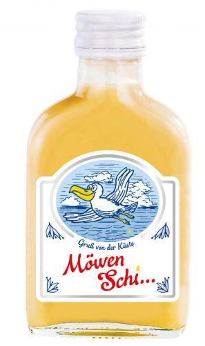Möwen-Sch...-Flachmann-