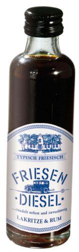 Lakritzlikör Friesen-Diesel  -mini-