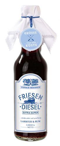 Lakritzlikör Friesen-Diesel -gross-