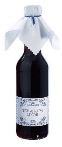 Landhaus Tee & Rum-Likör -gross-