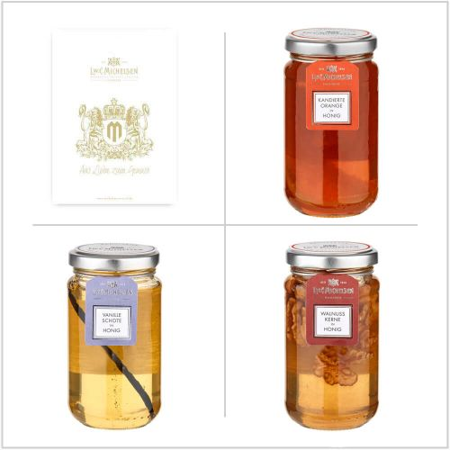 Honig Set - Geschenktüte