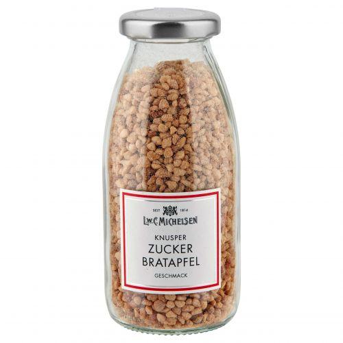 Knusper-Zucker Bratapfel