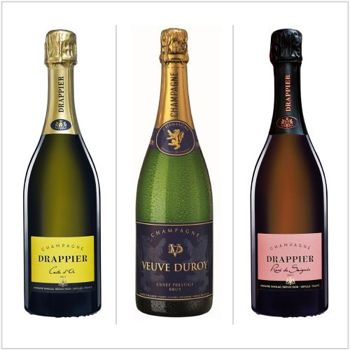 Trilogie Champagner - Präsentbox