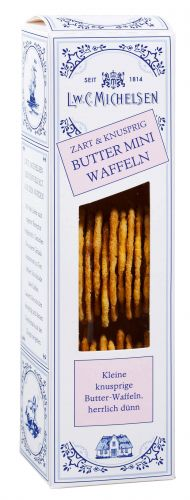 Butter-Mini-Waffeln