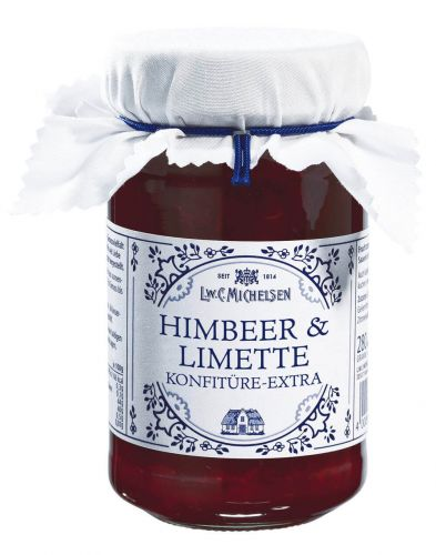 Himbeer & Limette Konfitüre