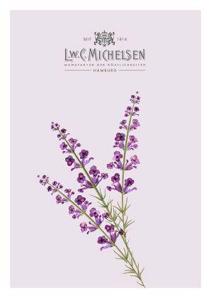 Lavendel-Honig-Mini-