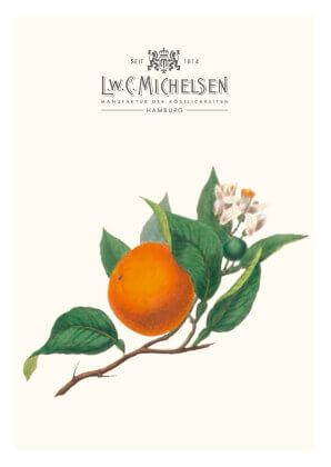 Orangenblüten-Honig-Mini-