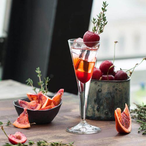 Rose & Grappa- Liqueur