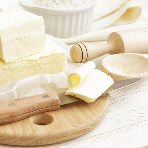 Butter-Ingwer-Blätter
