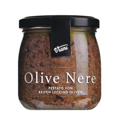 Pestato di olive nere