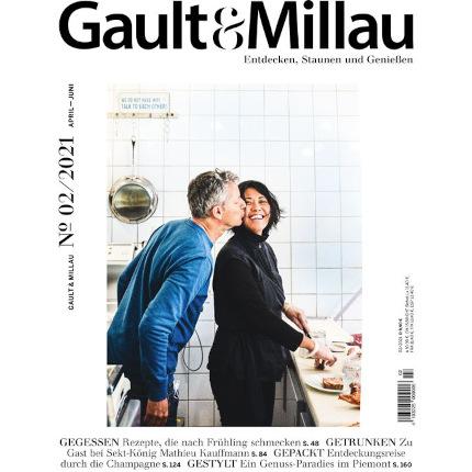 Kooperation: L.W.C. Michelsen und Gault & Millau Magazin