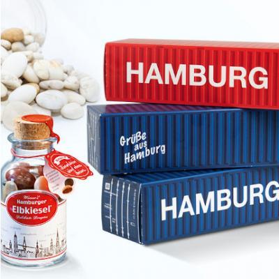 Hauseigene Hamburg-Edition