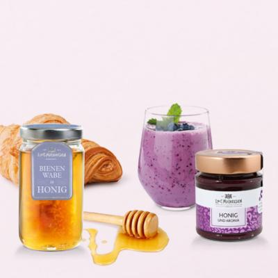 Honig: Superfood von Haus aus