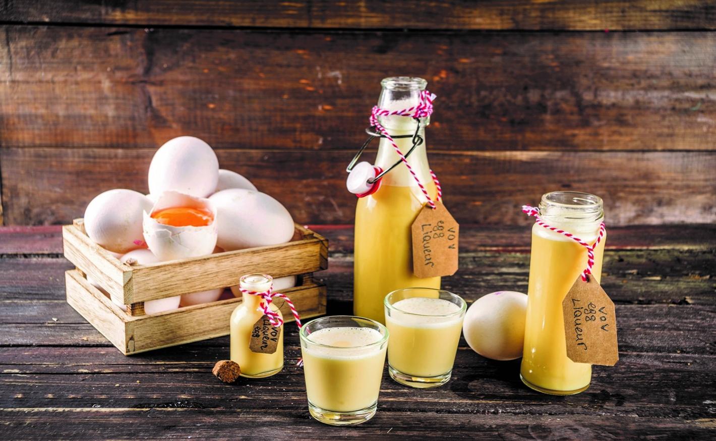 Rezepte mit Eierlikör zum Genießen