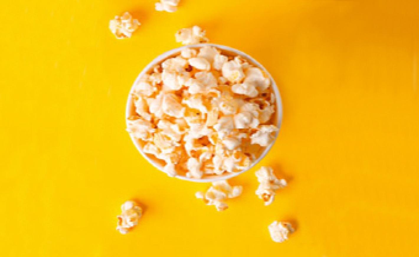 Zimt-Karamell-Popcorn