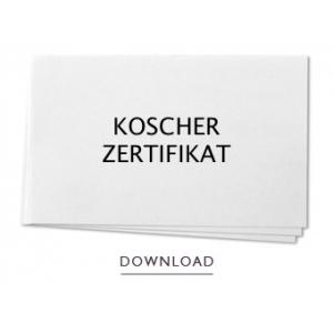 Koscher Zertifikat