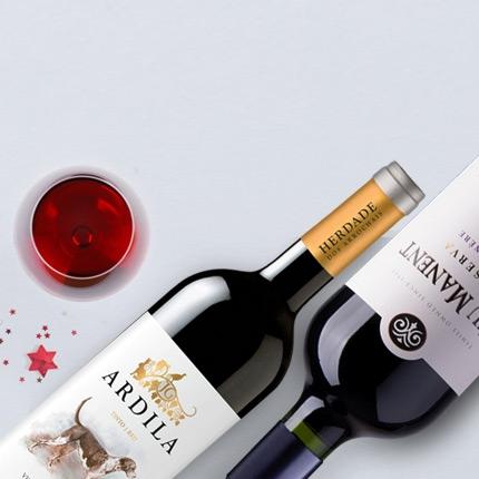 Erlesene Rotweine