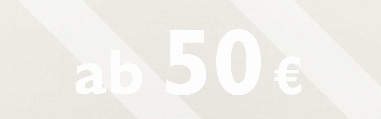 Preiskategorie - ab 50