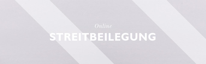 Online Streitbeilegung